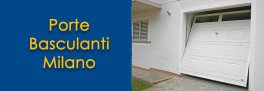 Milano - Tecnico per Porte Basculanti a Milano